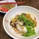 Ketchup Fishball Noodles
