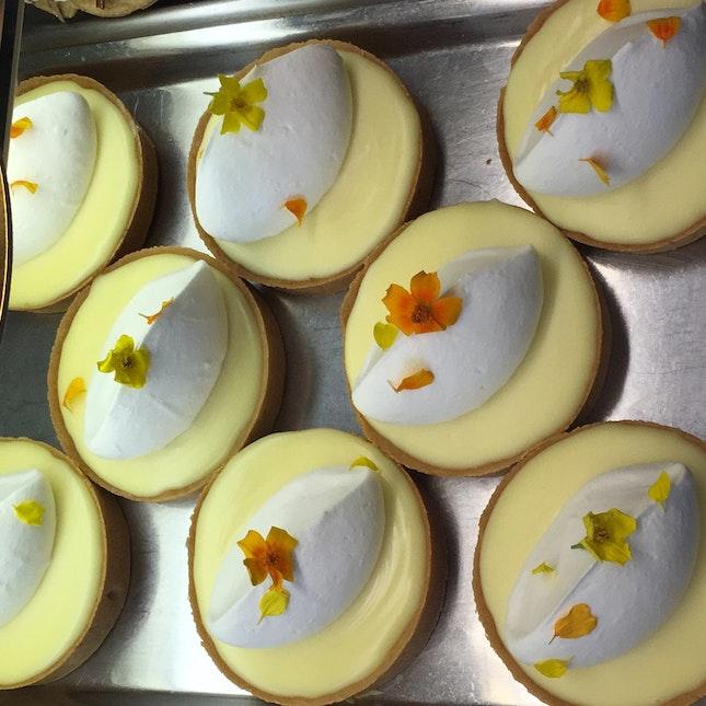 Lemon Cream Tarts