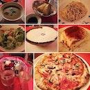 nice dinner we had.