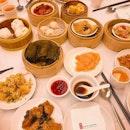 Dim sum buffet again!