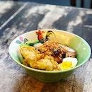 Baan wanton noodles 🍜  #melfclar #alibabarthehawkerbar #wantonnoodles #melfbd