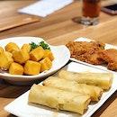 Lunch ❤️🥟🥢 #changiyummy #changiairport