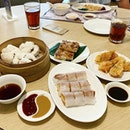 Dim Sum with family ❤️✌🏼 #dimsum #yidianxin #treasuresitsg