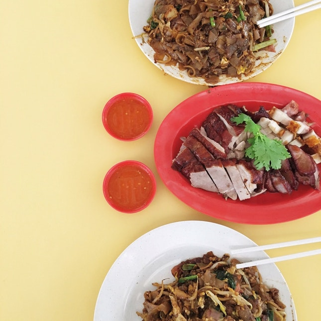 Ghim Moh Char Kway Teow