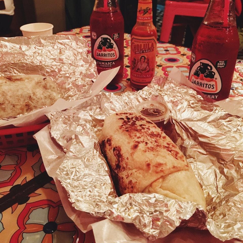 Awesome Burritos