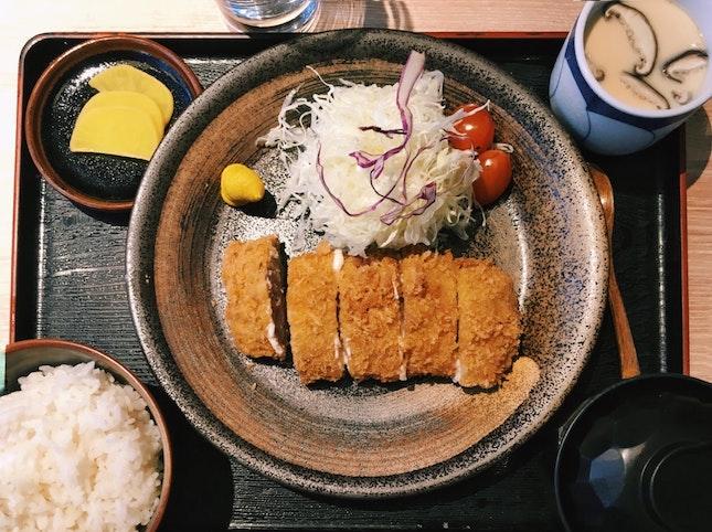 Cheese Tonkatsu