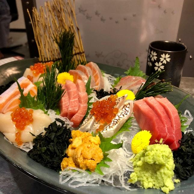 Premium Sashimi Moriawase