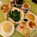 [Hong Kong] Dinner at @tsuiwah_hk.