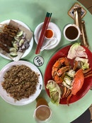 Mattar Road Seafood Barbecue (Old Airport Road Food Centre)