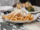 Truffle Fries [💵 $8.00]