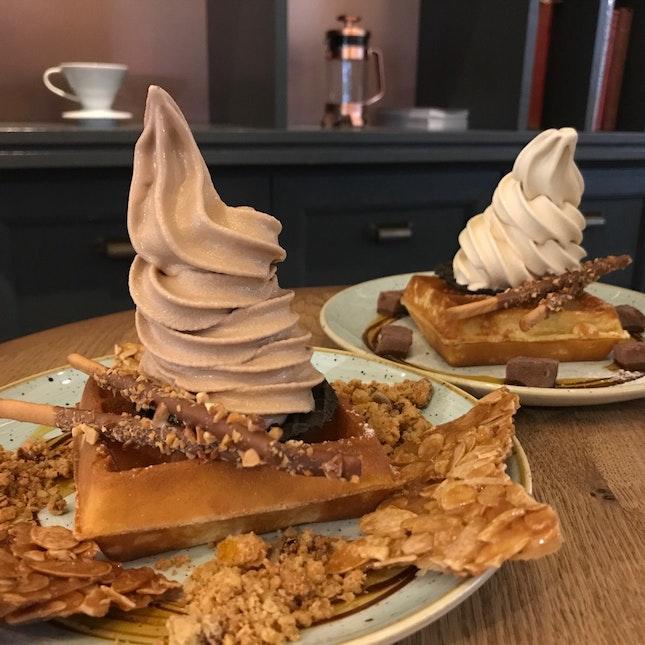 Dessert Haunts
