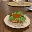 Potato Nest With Ikura