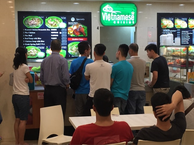 10 Foodcourt Stalls For Delicious Vietnamese Cuisines