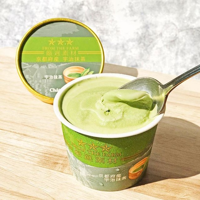 From The Farm Kyoto Ubi Matcha [S$2.20] ・ An earthy undertone matcha ice cream from @Chateraise.Singapore🌿 ・ #Burpple #FoodieGohSengkang ・ ・ ・ ・ ・ #instadailyphoto #photooftheday #followme #picoftheday #follow #instadaily #food #yummy #foodstagram #foodgasm #sgfoodies #sgfoodie #dailyinsta #foodsg #singaporefood #whati8today #sgfoodporn #eatoutsg #8dayseat #singaporeinsiders #singaporeeats #sgfoodtrend #sgigfoodie #thisisinsiderfood #foodinsingapore #foodinsing