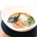 Tonkotsu Original [S$14.90]・First time trying Shiki Hototogisu's ramen and it was pretty alright.