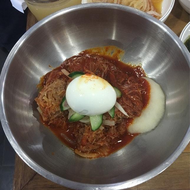 Taste Of Korean Food