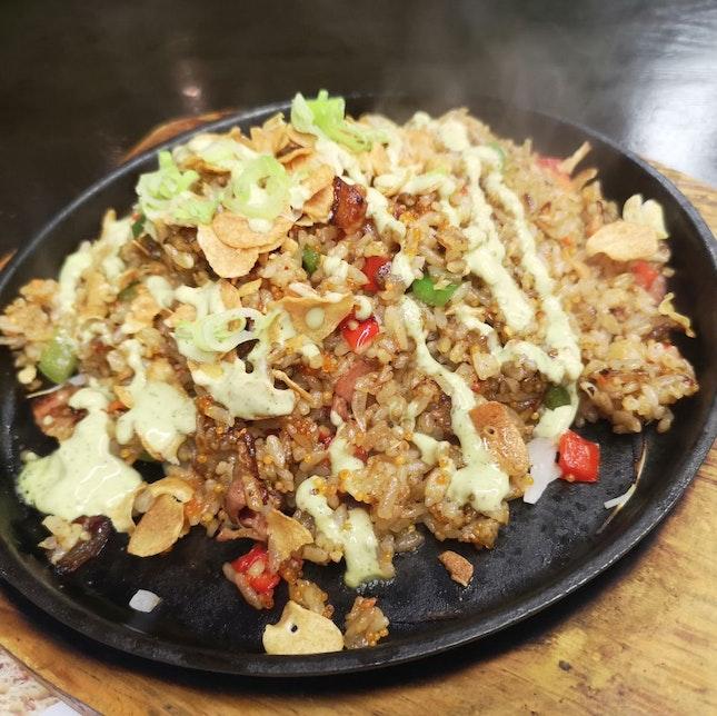 TASTY Garlicholic Rice