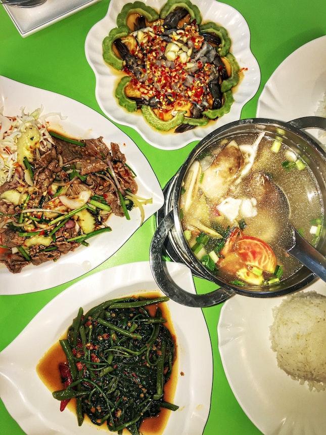 All Thai-ed Up 🌶