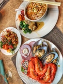 Silver Shell Cafe (Shangri-La's Rasa Sentosa Resort & Spa)