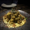 Moroccan Spiced Cauliflower