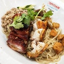 Char Siew, Roast Pork Noodles | Glad to see @roastparadise opening up another outlet in the east!