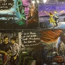 Creative chalkboard art based on the great #movie #moonlight #lalaland #traintobusan  Should try wine next time 🍷🍷🍷 @bill8cafe  #porkribs #beefrendang #brownrice #spinachsoup #yummy #foodporn #foodie #art #artistsoninstagram #artwork #sgcafe #wine #winebar #weekend #publicholiday #hariraya #burpple #burpplesg #exploresingapore #igsg #sgig
