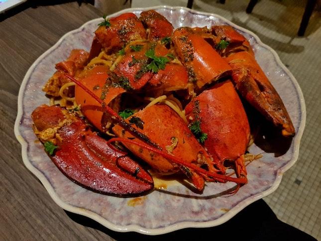 Lobster Marianna Pasta