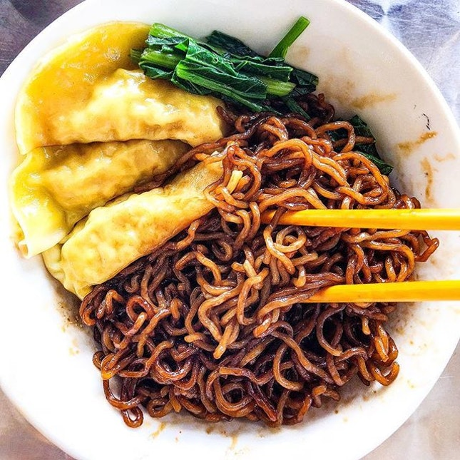Sorry , after trying chef kang wanton mee , you shall drop a lil to become my 2nd favourite.