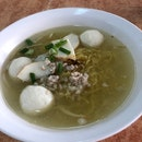 Traditional Fishball Noodles
