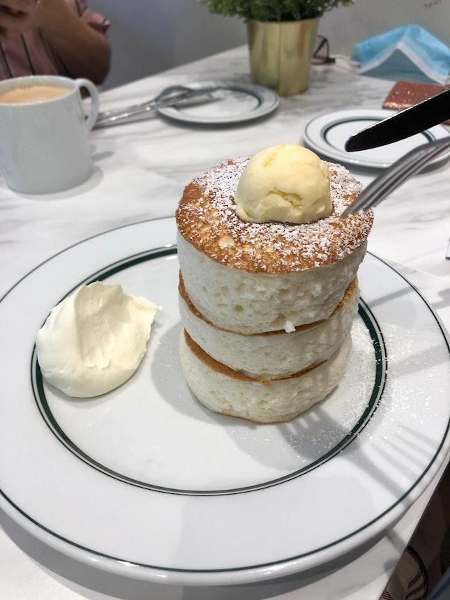 Pancakes Soufflé
