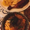 Gyu Don & Ayam Panggang