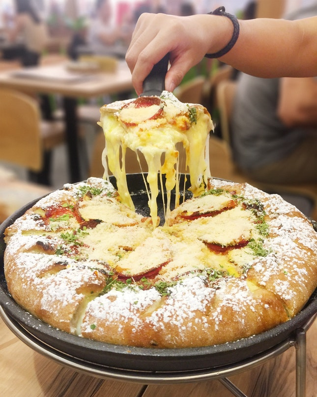 Real Chicago Pizza ($26.80)