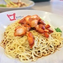 Chicken Char Siew Noodles ($2.50)