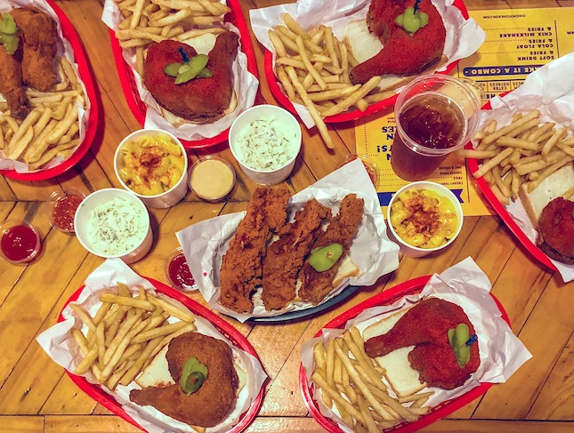 Eatup: A Stomach-Flaming Feast!
