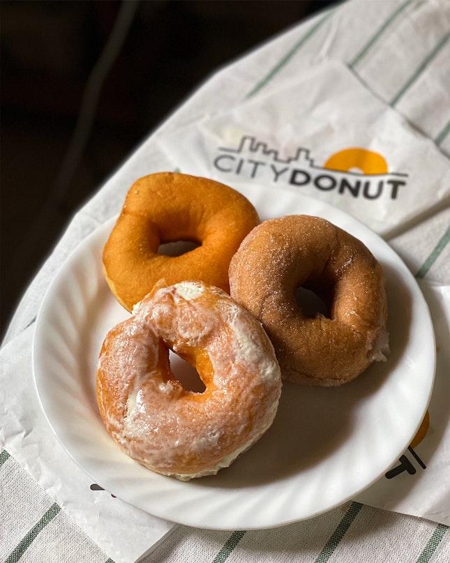 Donut Domination
