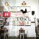 Breakfast @loklcoffee .