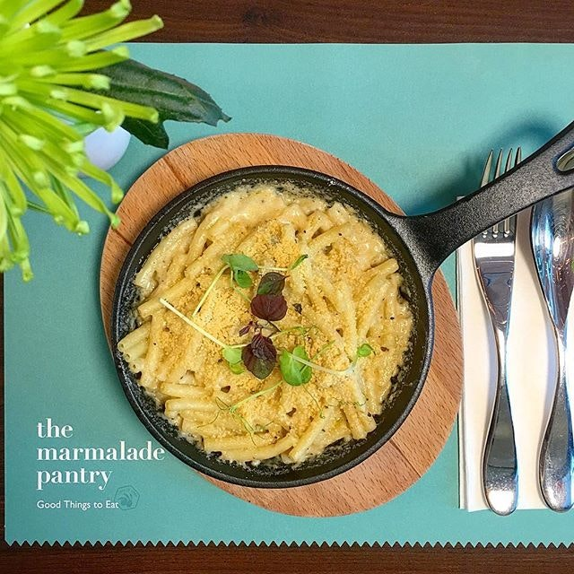 The Marmalade Mac & Cheese
