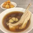 Premium Pork Rib Soup