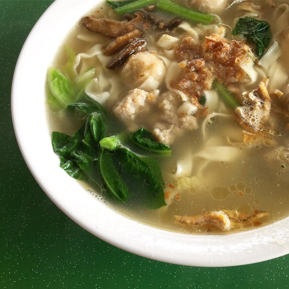 Meatball Ban Mian