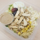 Got the chicken salad for lunch yesterday as recommended by colleagues.