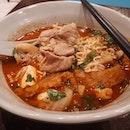 What a comforting bowl of mala tang😍😋 #麻辣 #麻辣燙 #深夜放毒