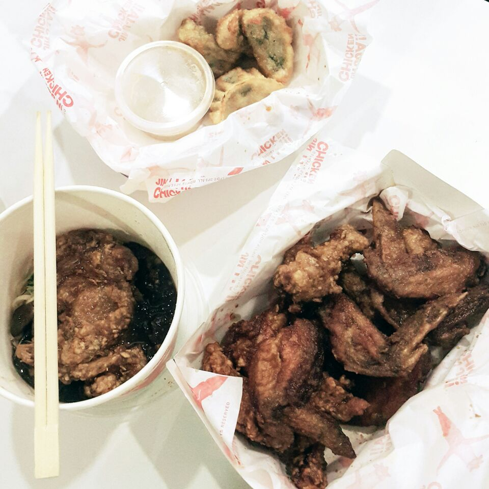 A Bruneian Eating Her Way Through Singapore