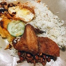 Banana Leaf Nasi Lemak (Boon Lay Place Food Village)