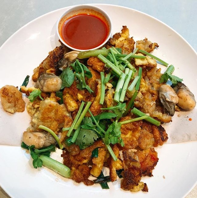 SOMERSET One of my egg dishes would be Oyster Omelette!