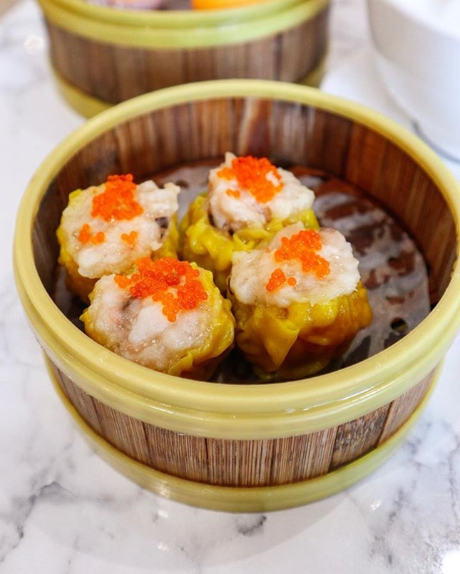 A good morning starts with a good dim sum.
