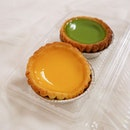 My all-time favourite Egg Tarts!!!