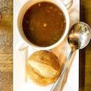 Beed Goulash Soup 👍🏻 #burpple
