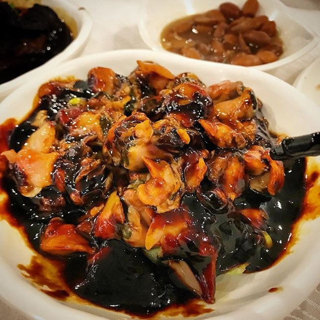 "One of the ""must order"" dishes I must get when eating Teochew mui!!!"
