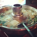 Midnight steamboat for a good night sleep #sgfood #singaporefood #foodsofig #foodspotting