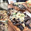 Superb Mushroom Toasts, Full Of Flavor!